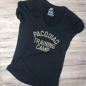 Nike Pacquiao Top Sz S Loose